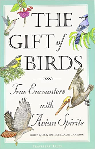 The Gift of Birds: True Encounters with Avian Spirits (Travelers' Tales Guides)