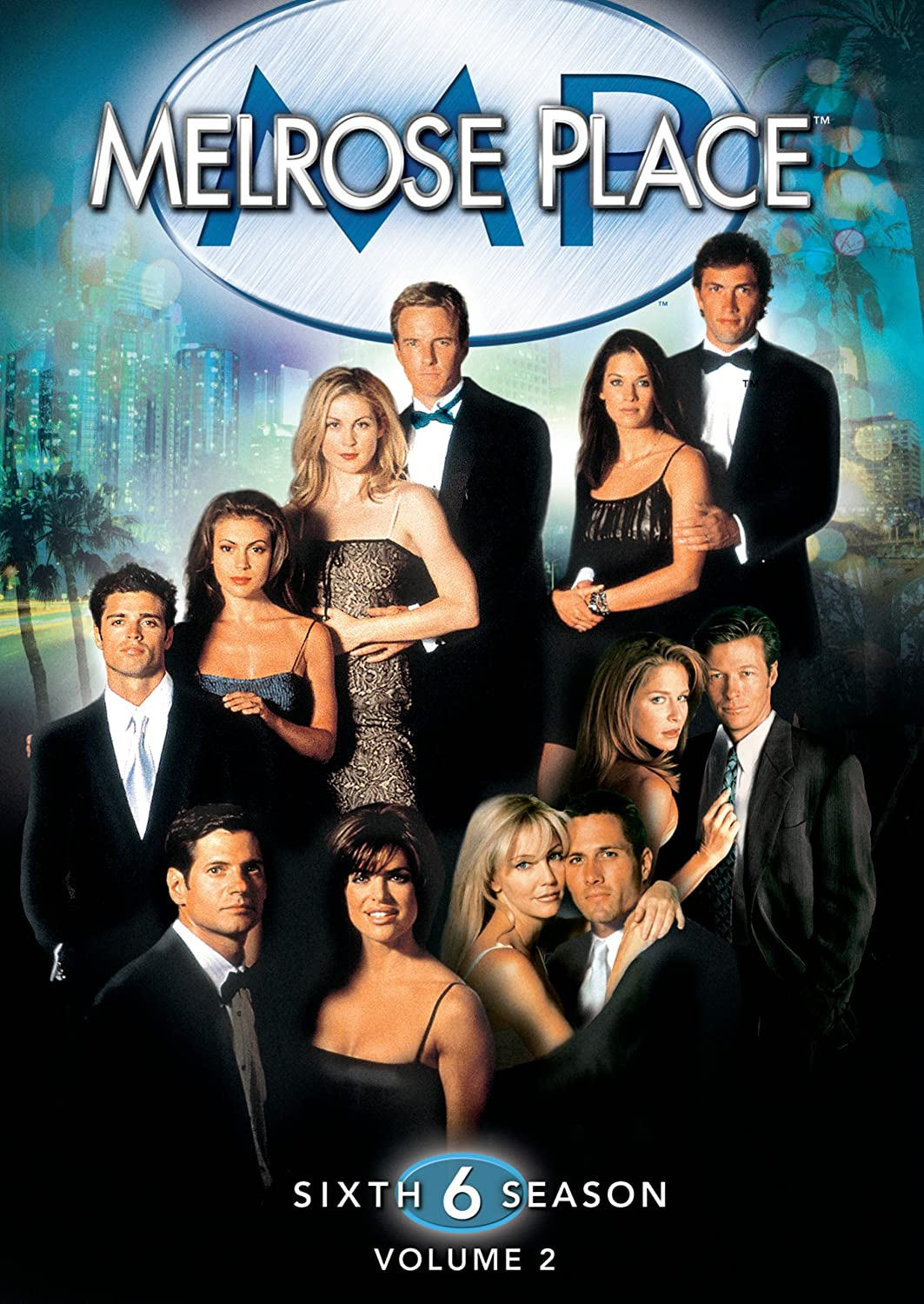 Melrose Place Original Melrose Place Season 6 Vol