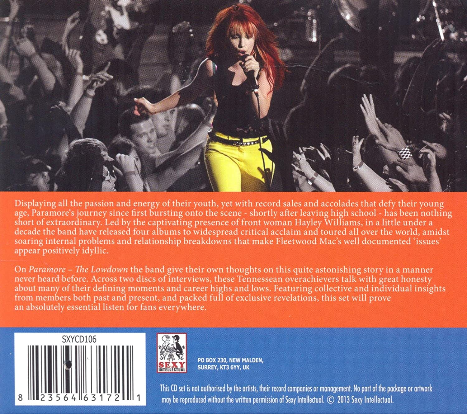 My World of Rock music: Paramore - Discography