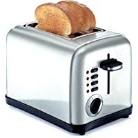 Bella 14307 2-Slice Polished Toaster (Stainless Steel)