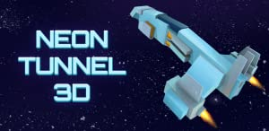 Neon Tunnel 3D - Extreme Flight Free