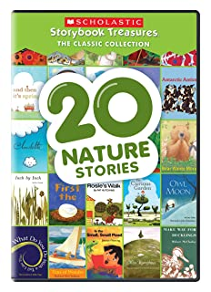Book Cover: 20 Nature Stories