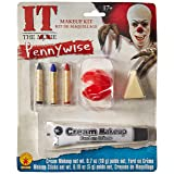 Rubie's Men's It Pennywise Adult Make-Up Kit, Multi, One Size