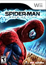 Spider man The Edge of Time  Wii