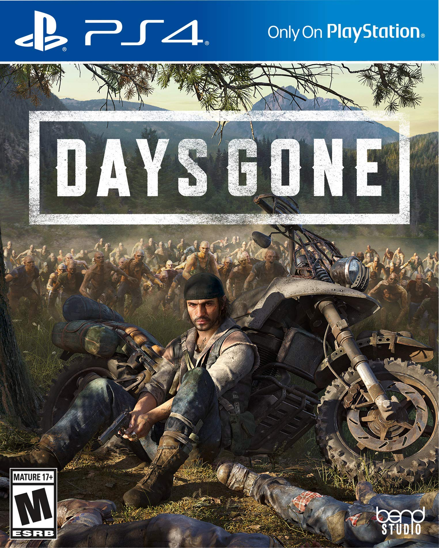 Days Gone B01GW8XRCG/