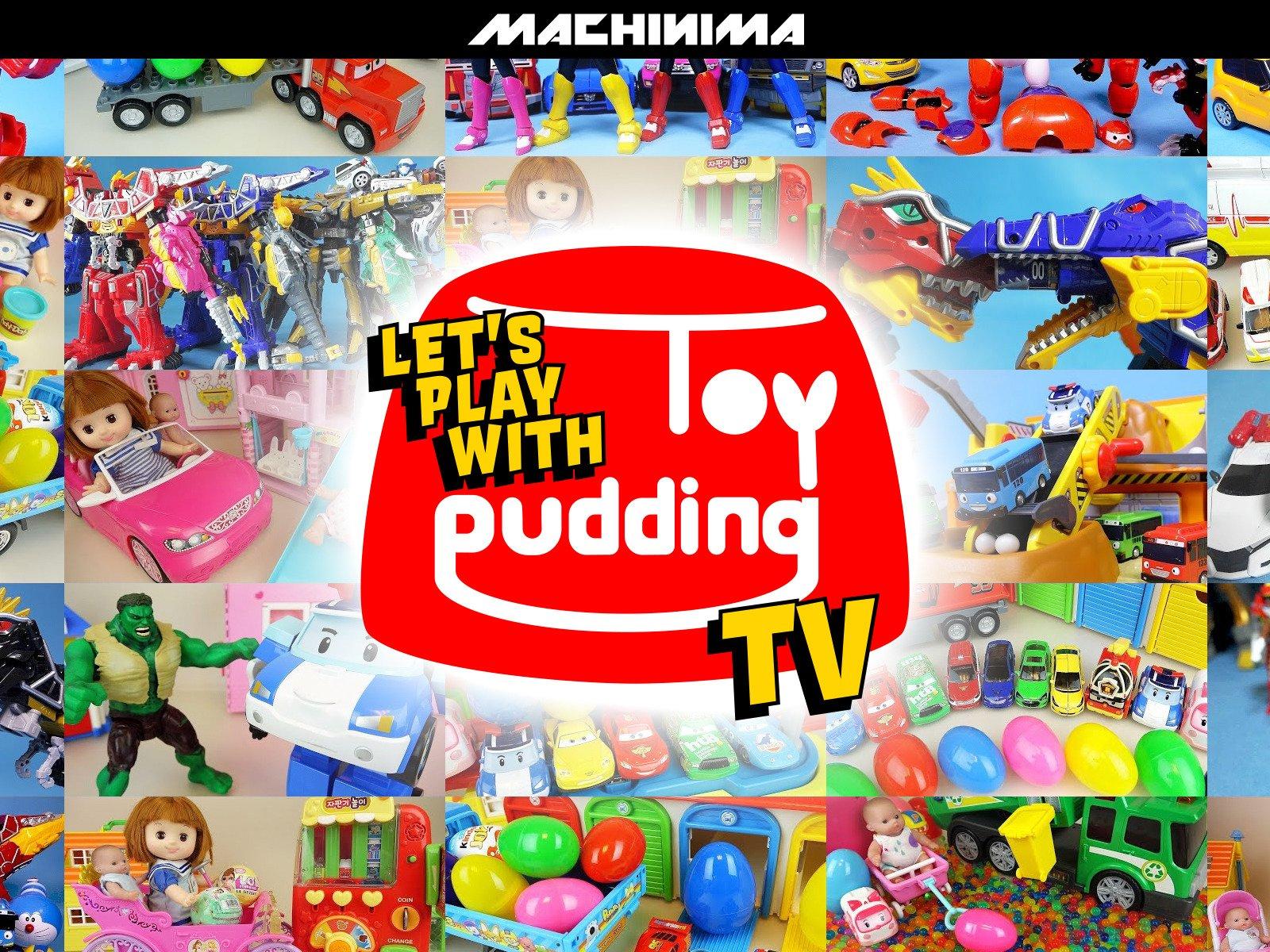 Clip: Let's Play with ToyPuddingTV - Season 3