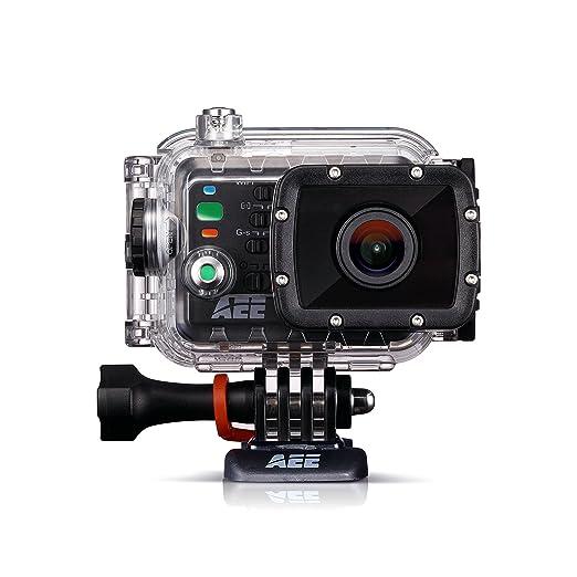 """AEE s51 action sport wi-fi magicam caméra d'action avec écran 5 cm (2 """"), résolution full hD, hDMI et mini-uSB)"""
