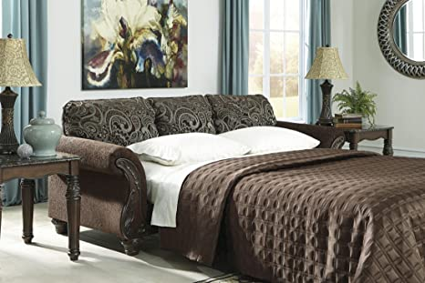 Grantswood Cocoa Queen Sofa Sleeper