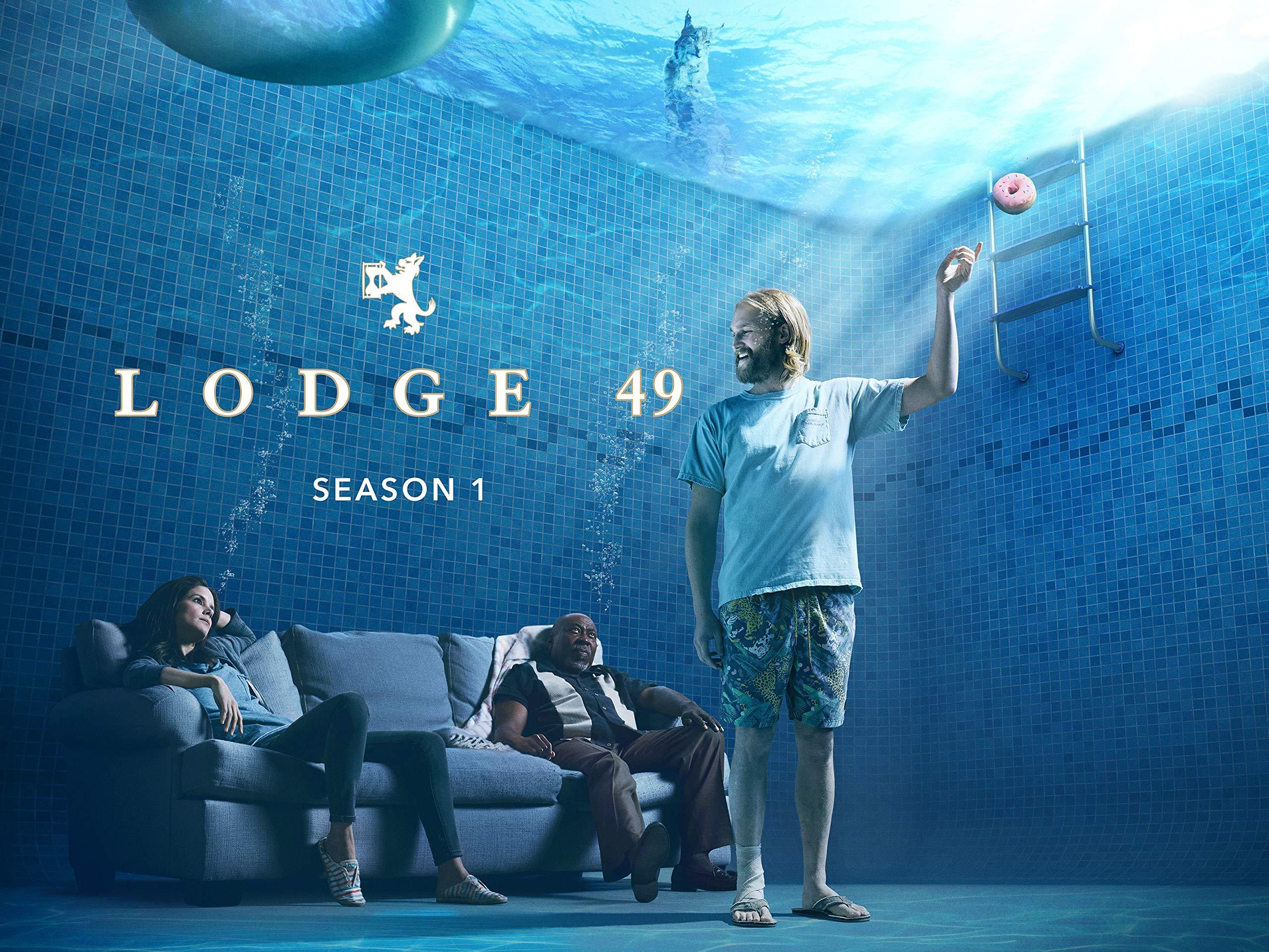 Lodge 49 on Amazon Prime Instant Video UK
