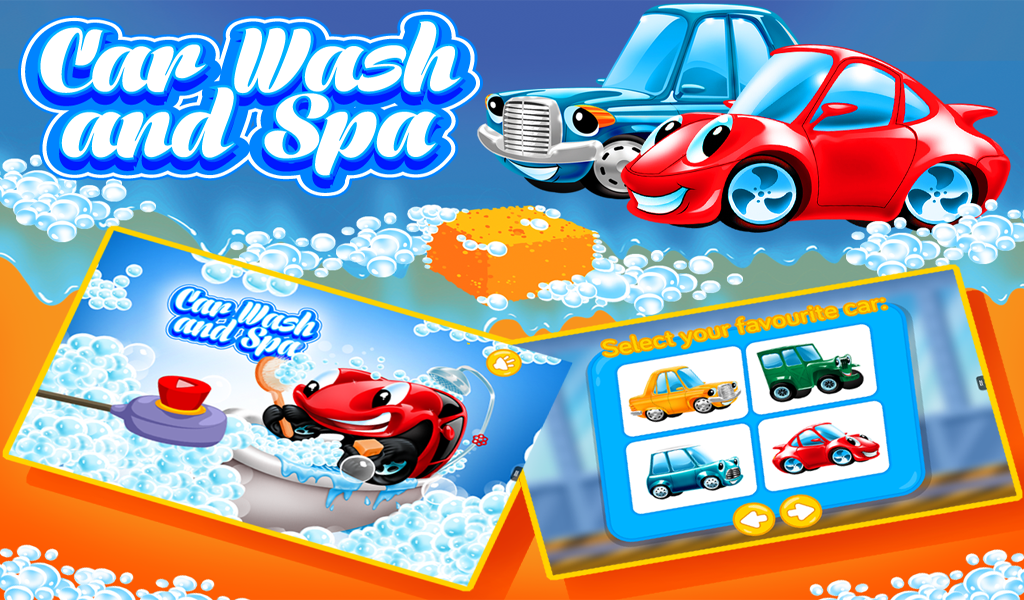 Amazon.com: Car Wash and Spa: Appstore for Android