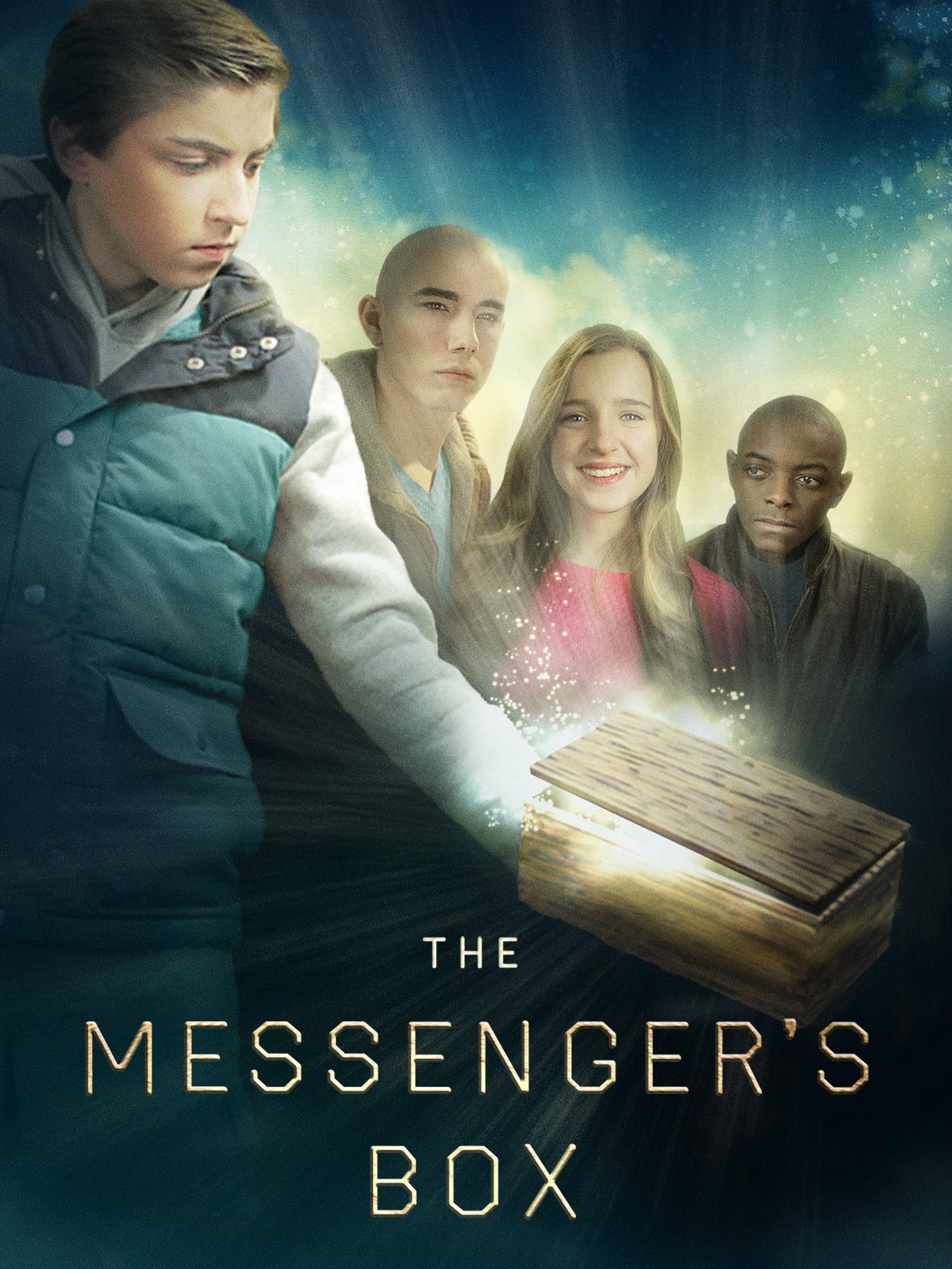 The Messenger's Box on Amazon Prime Video UK