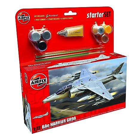 Airfix - A55300 - Maquette - BAe Harrier GR9A - 1:72