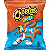 Cheetos Puffs Cheese Flavored Snacks, 0.875 Ounce (Pack of 40) (Tamaño: 0.875 Ounce (Pack of 40))