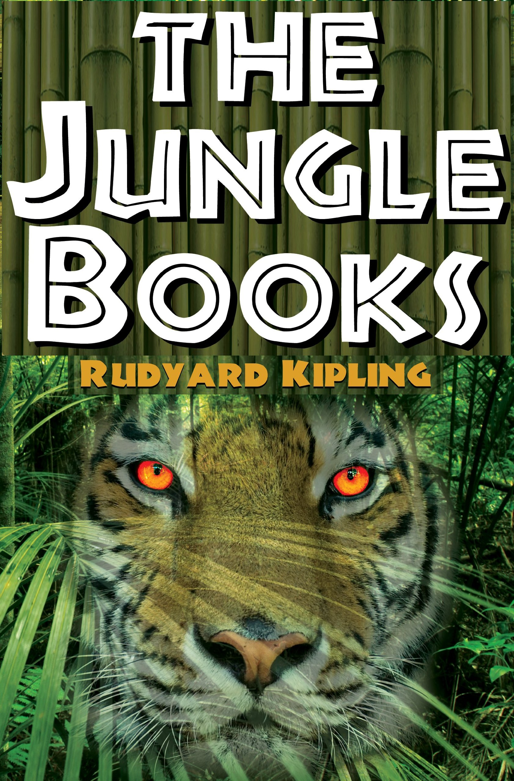 The Jungle Books ISBN-13 9780980060584