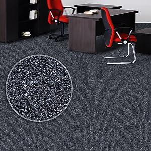 Floori® Nadelfilz Teppich, GUTSiegel, emissions und geruchsfrei, wasserabweisend | Größe wählbar (2000x200cm)  BaumarktÜberprüfung und weitere Informationen