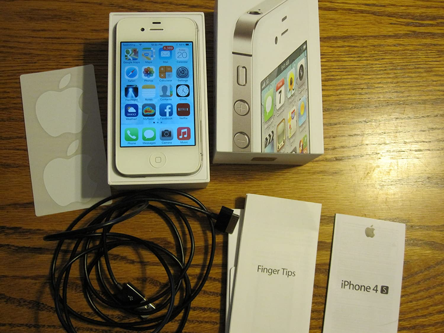Virgin-Mobile-Apple-Iphone-4s-16gb-Memory-No-contract-Mobile-Phone-White