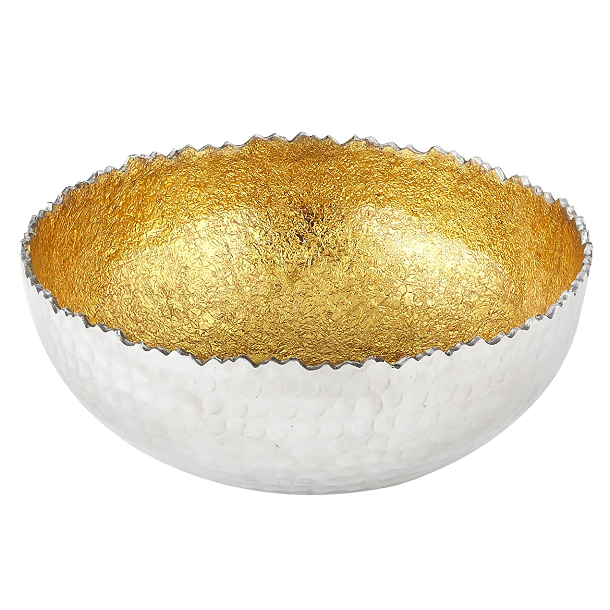 Elegance Foil Bowl, Small, Gold