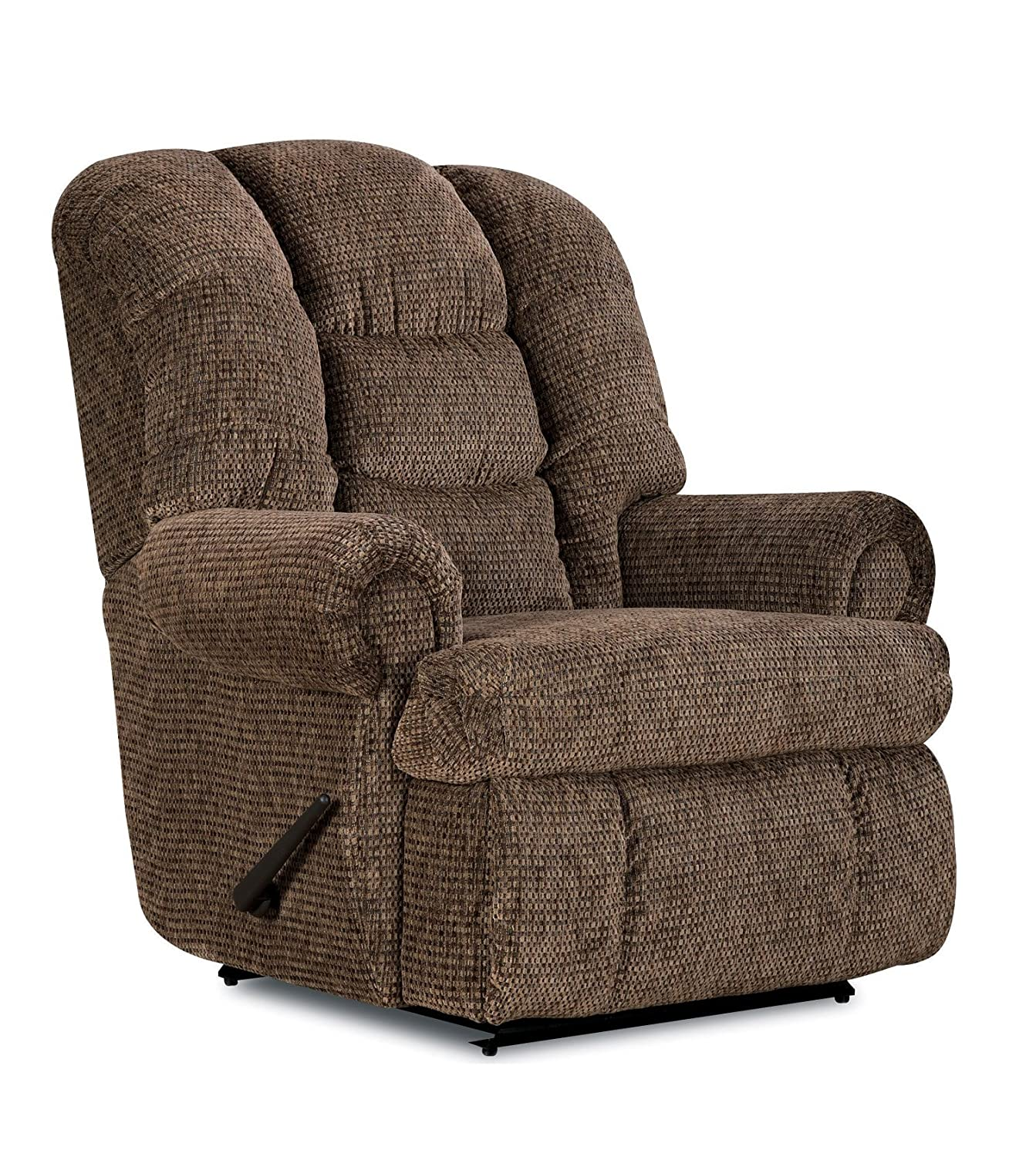 The Stallion Recliner  sc 1 st  For Big And Heavy People & Whatu0027s The Best Heavy Duty Recliners For Big Men Up To 500 Lbs ... islam-shia.org