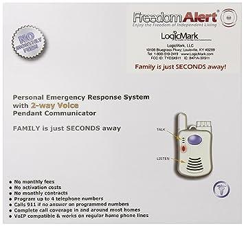 LogicMark Freedom Alert 35911