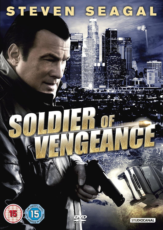 Soldier Of Vengeance [DVD]: Amazon.co.uk: Steven Seagal, Lochlyn ...