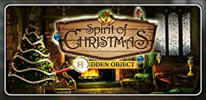 Hidden Object - Spirit of Christmas by DifferenceGames LLC