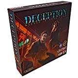Grey Fox Games Deception: Murder in Hong Kong (Color: Multi-colored, Tamaño: Standard)