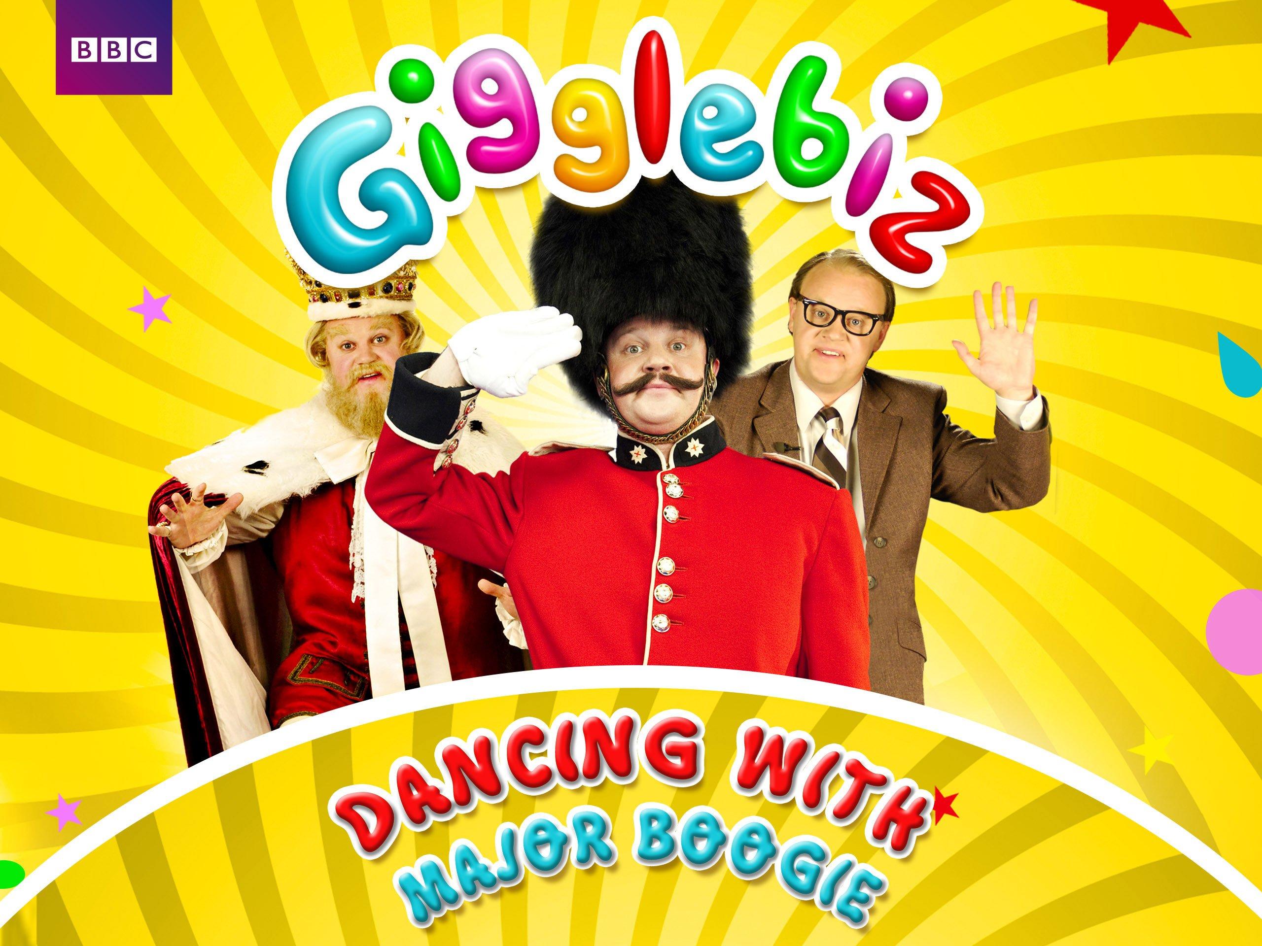 Gigglebiz: Dancing With Major Boogie - Season 5