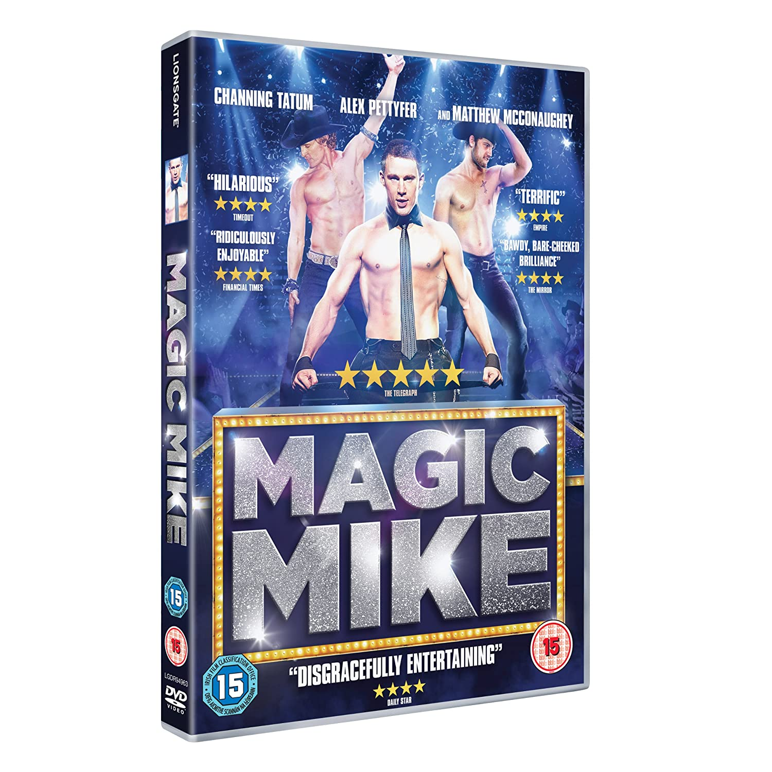 Win 2 Fabulous DVDS And Have The Perfect Movie Night In