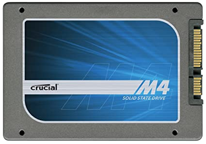 Crucial m4 512GB 2.5-Inch (7mm) SATA 6Gb/s Solid State Drive CT512M4SSD1 at amazon