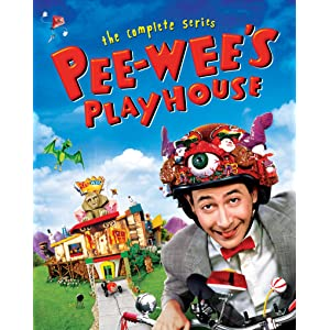Pee-wee's Playhouse: Complete Series