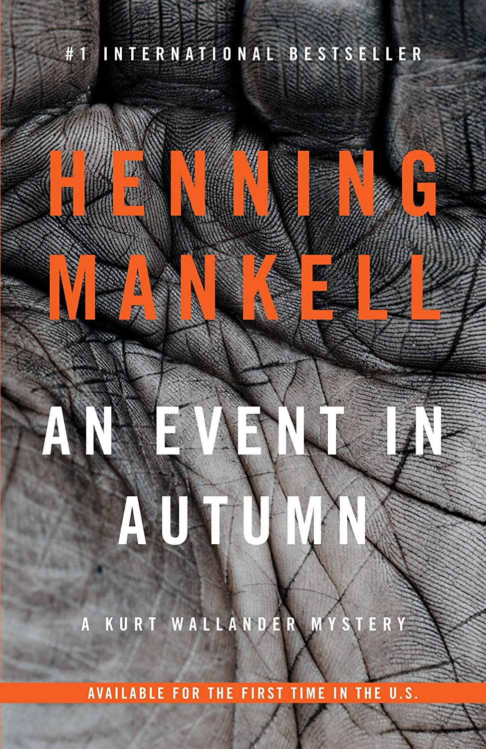 An Event in Autumn (US Edition)