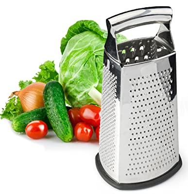 Spring Chef Box Grater Via Amazon