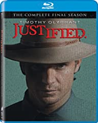 JUSTIFIED: THE COMPLETE FINAL SEASON  Available on Blu-ray and DVD June 2nd from Sony Pictures