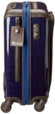 TSA integrated lock, expandable storage and ID tag