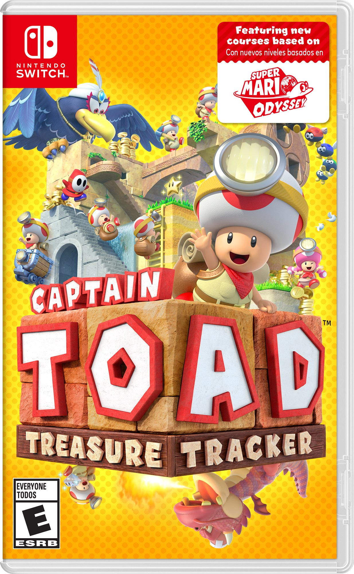 Buy Captain Toad Treasure Now!