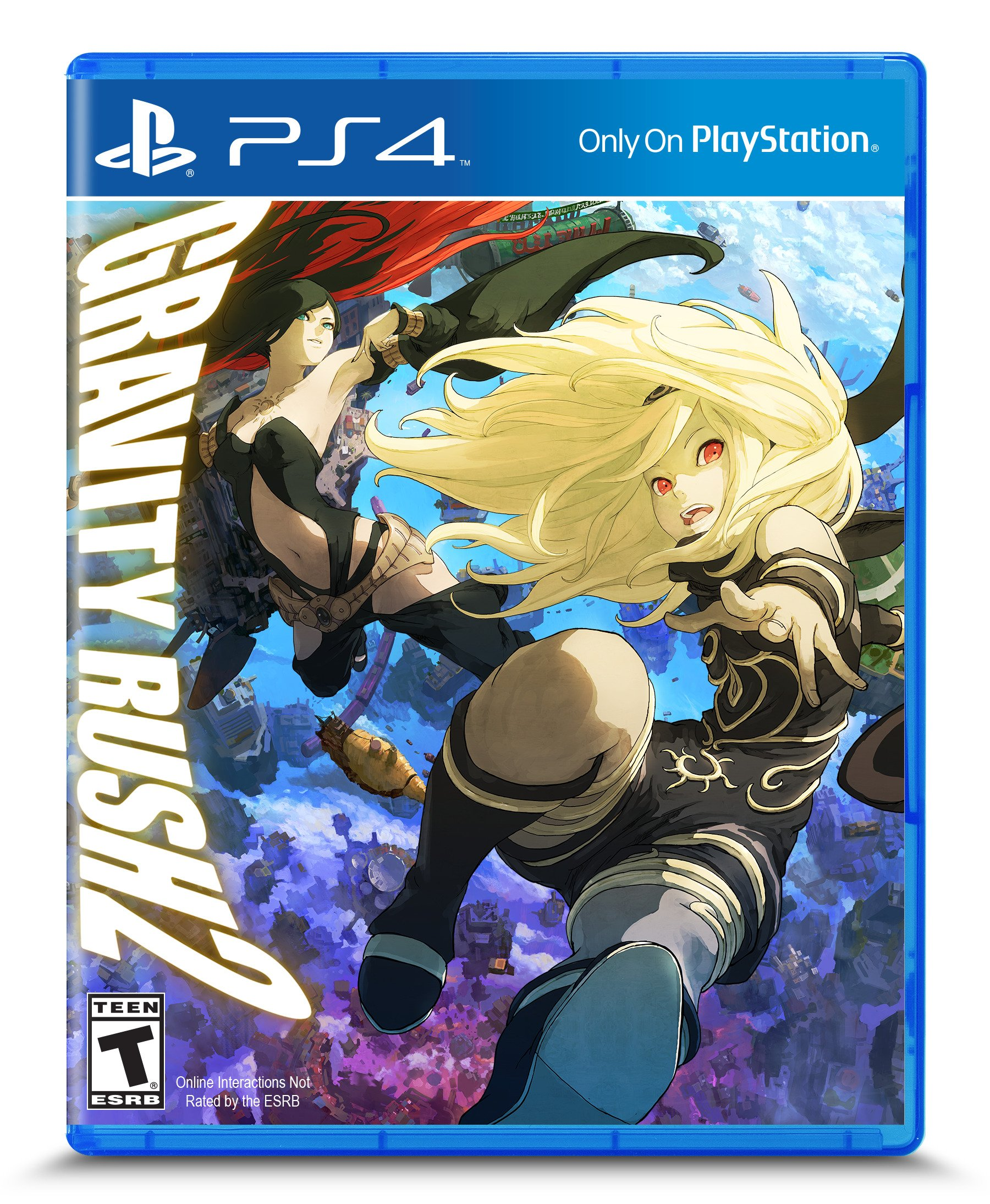 Buy Gravity Rush 2 Now!