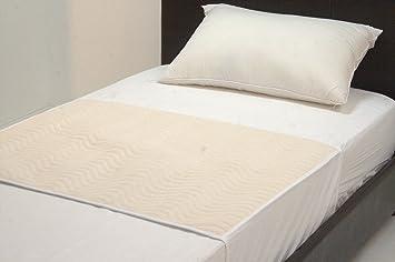 dr twiner protection protection de lit absorbante imperm able lavable pour pour lit. Black Bedroom Furniture Sets. Home Design Ideas
