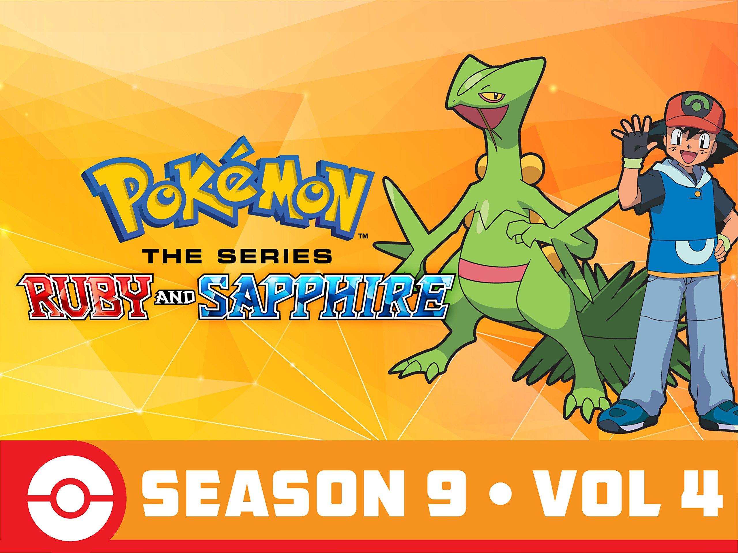 Pokémon the Series: Ruby & Sapphire on Amazon Prime Video UK