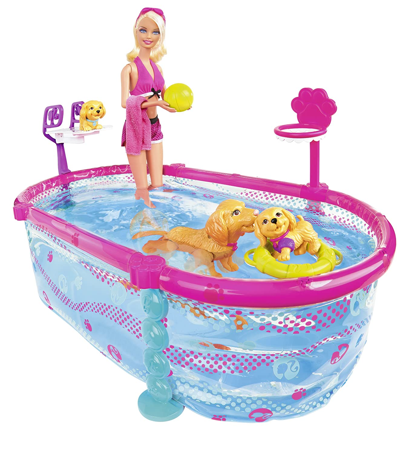 De gustibus connection 10 wolfgang kerschbaumer la for Piscina di barbie
