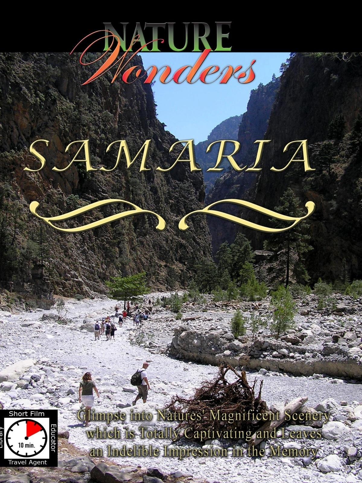 Nature Wonders - Samaria - Kreta - Crete, Greece