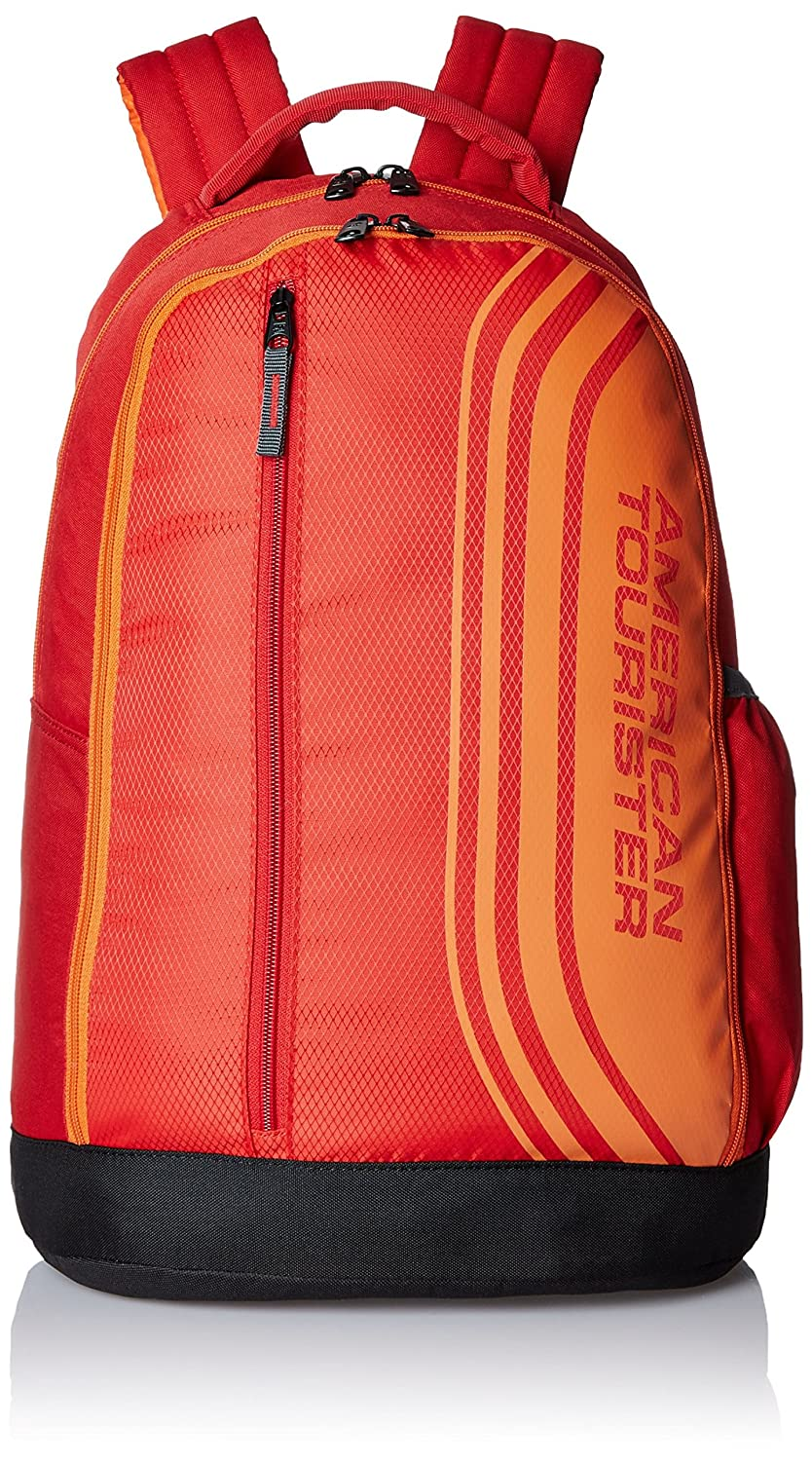 Amazon Lighting Deal – American Tourister 24 Lts Casper Red Casual Backpack low price
