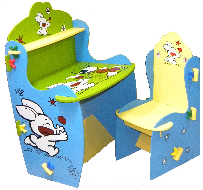 Wood O Plast Knock Down Kids Study Table Chair Set   Best .