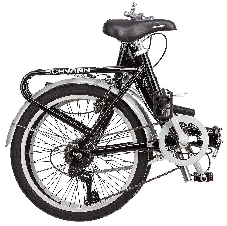 fe936c3c267 Schwinn 20-inch Loop Folding Bike Review