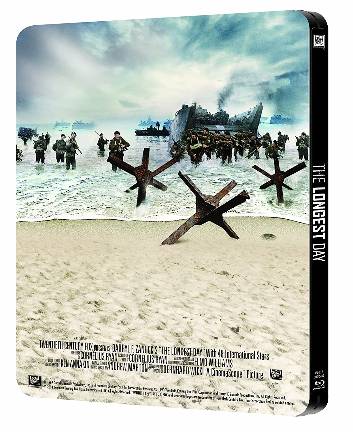 The Longest Day - 1 or 2 discs? - Blu-ray Forum