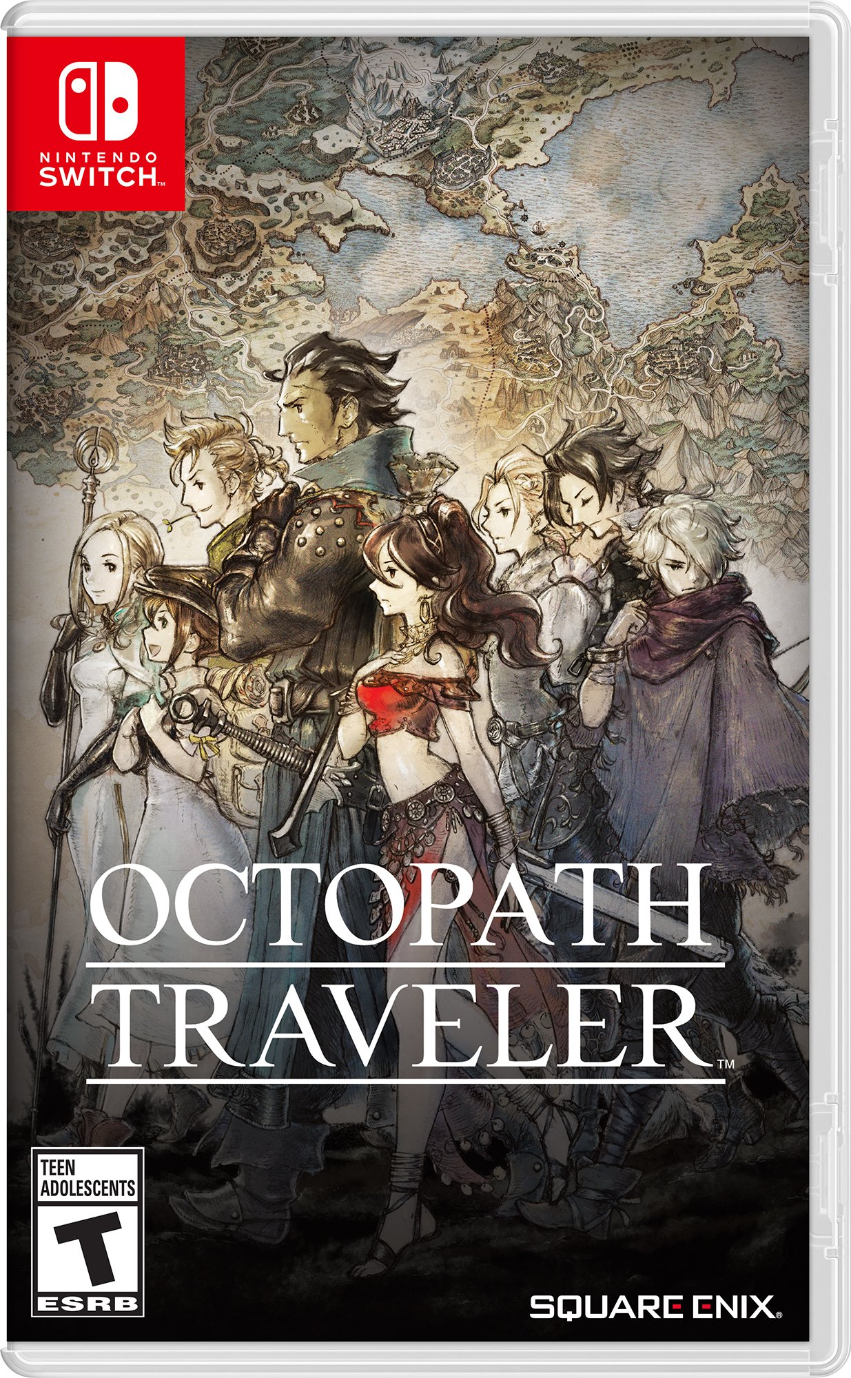 Buy Octopath Traveler Now!
