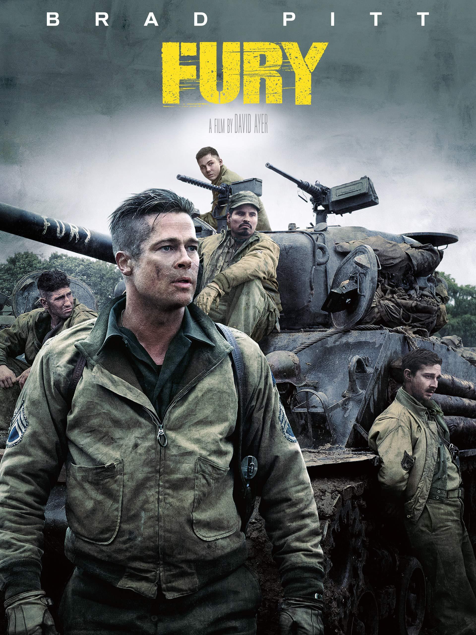 Fury on Amazon Prime Video UK