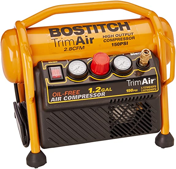 Bostitch CAP1512-OF Trim Compressor Review