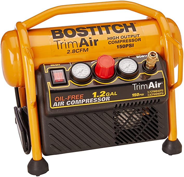 Bostitch CAP1512-OF Trim Compressor