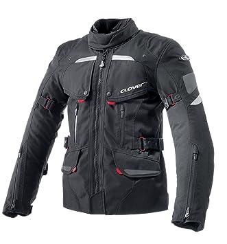 Clover 99170204_ 04Savana Veste moto Noir Taille L