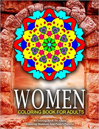 WOMEN COLORING BOOKS FOR ADULTS - Vol.3: coloring books for grown ups sample pack